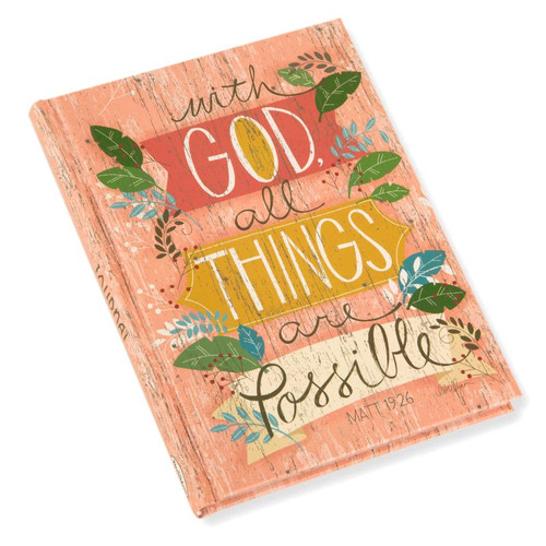 All Things Are Possible Casebound Journal