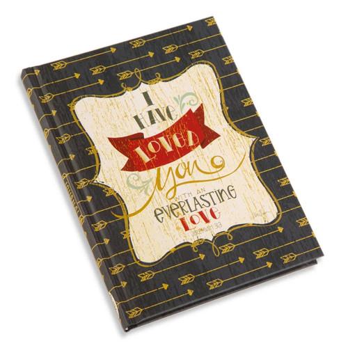 Everlasting Love Casebound Journal