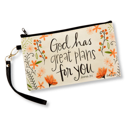 Great Plans Zippered Bag