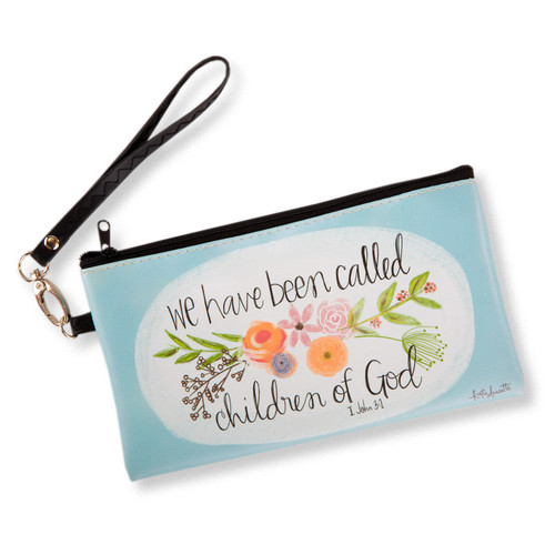 Children of God Zippered Bag