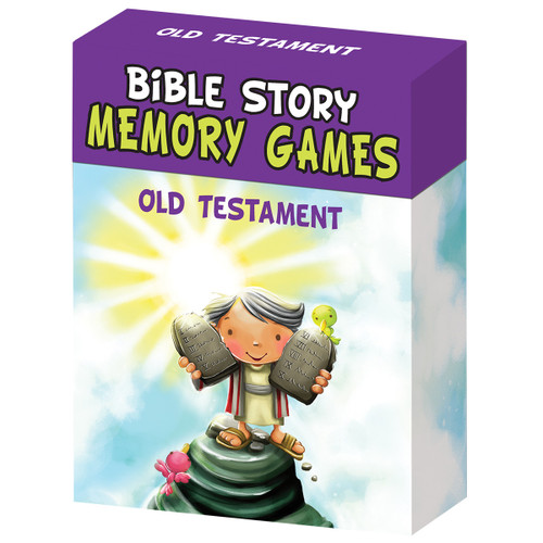 Bible Story Memory Games : Old Testament