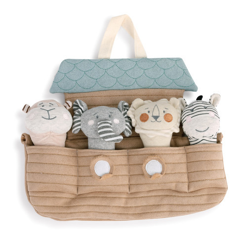 Noah's Ark Play Set with Squeakers