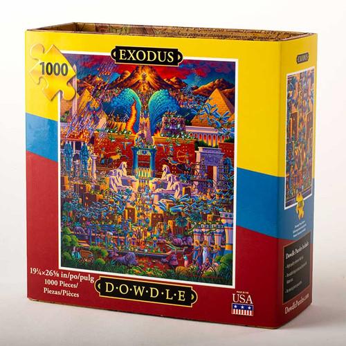 Exodus Jigsaw Puzzle - 1000 Piece