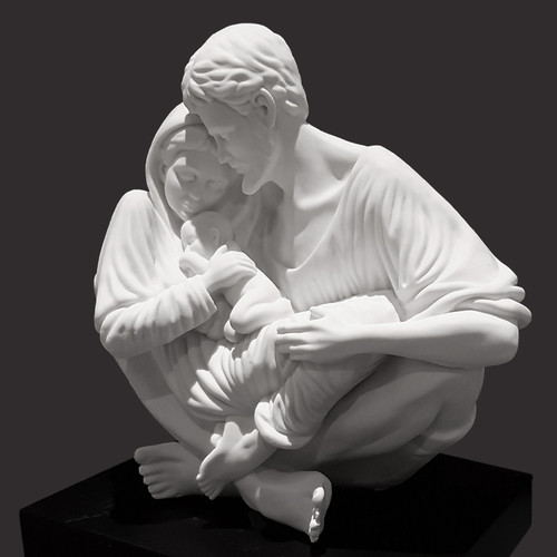 A Quiet Moment Sculpture