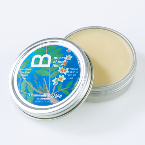 Goat Milk Beard Balm 2 oz