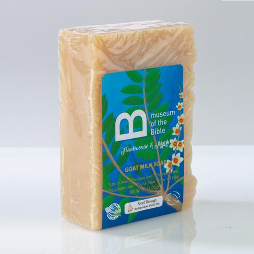 Frankincense and Myrrh Soap Bar 6 oz