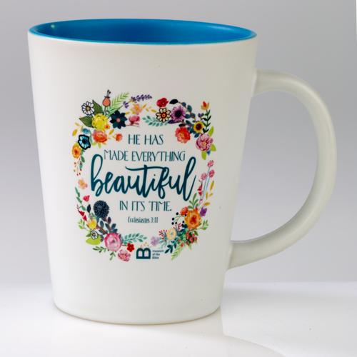 Everything Beautiful Ecclesiastes 3:11 Mug