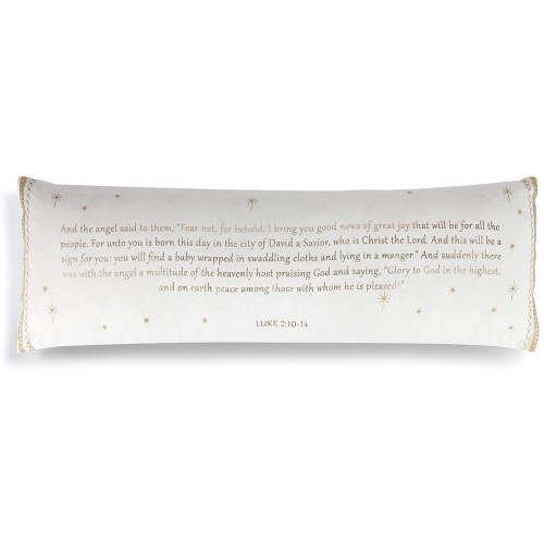 Nativity Story Long Pillow