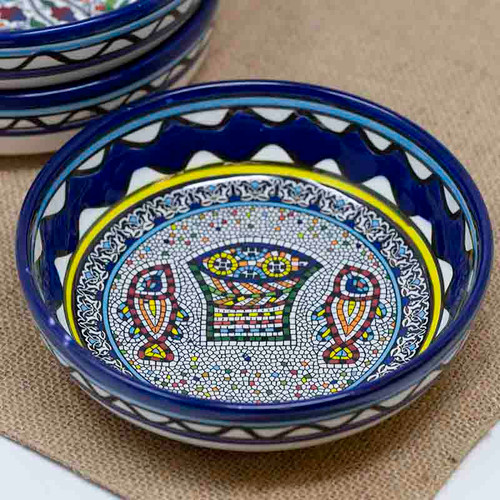15cm Loaves and Fishes Bowl
