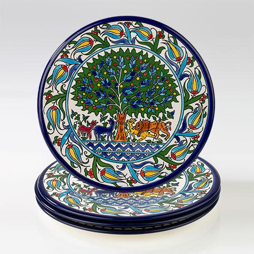 22cm Tree of Life Plate