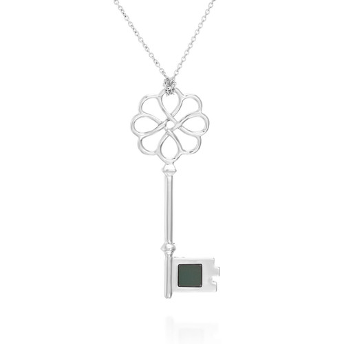 Keys of Heaven Nano Bible Necklace