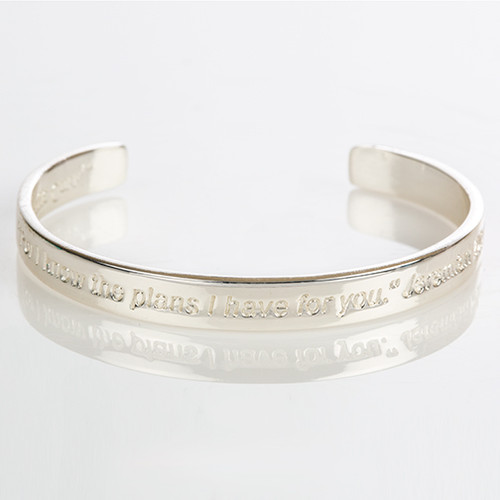I know the Plans I Have for You Bracelet