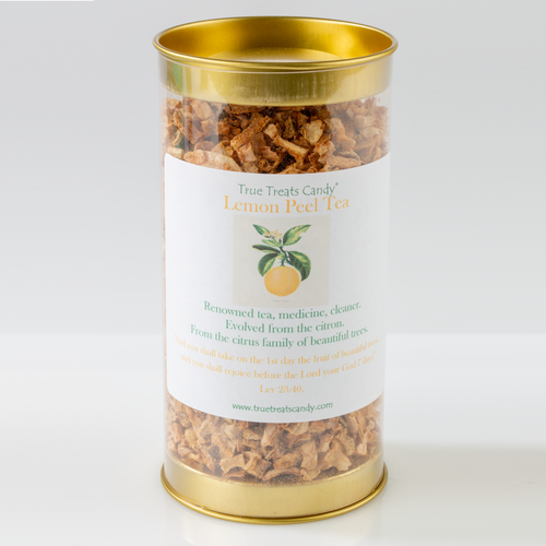 Lemon Peel Tea 5 oz