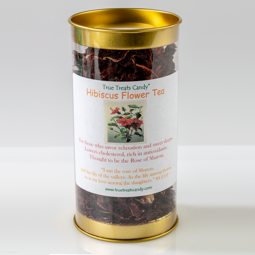 Hibiscus Flower Tea 5 oz