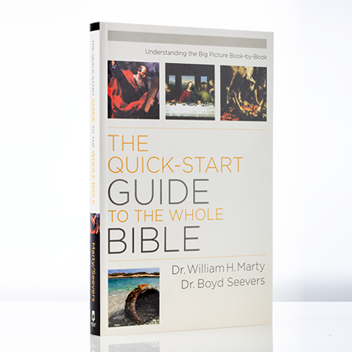 Quick-Start Guide to the Whole Bible