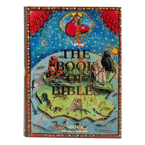Taschen The Book of Bibles