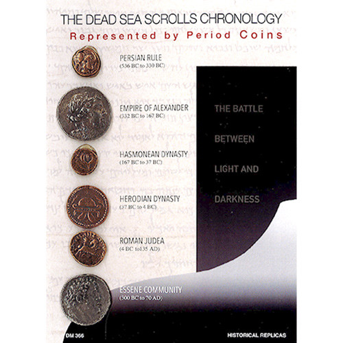 Dead Sea Scrolls Chronology Coin Set