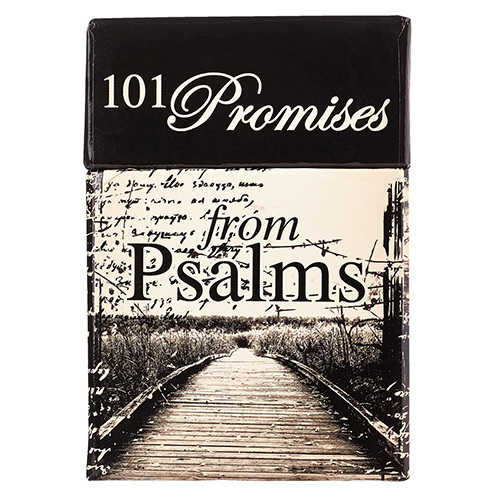 Box of Blessings: 101 Promises from Psalms