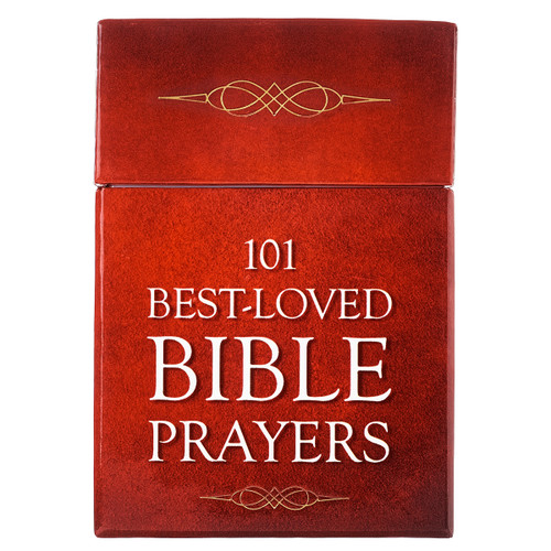 Box of Blessings: 101 Best Loved Bible Prayers