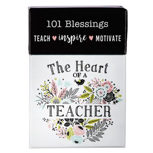 Box of Blessings: Heart of a Teacher