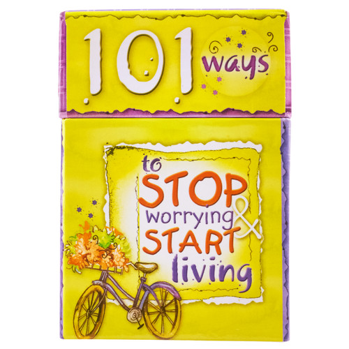 Box of Blessings: Stop Worrying Start Living