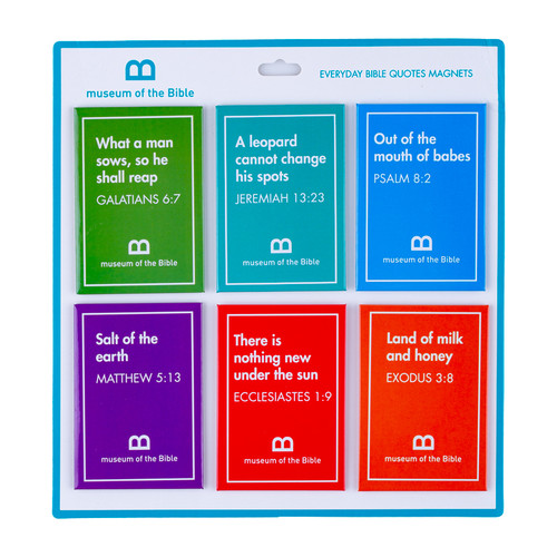 Everyday Bible Quotes Magnets Set 1