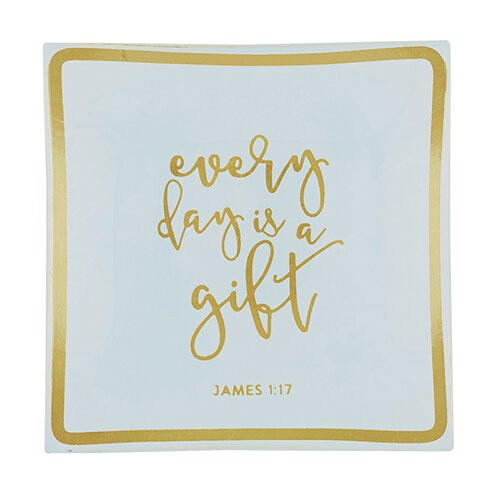 Every Day Is A Gift Trinket Tray