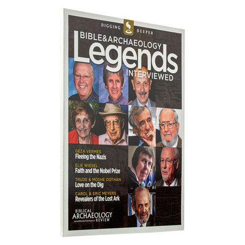 Bible & Archaeology Legends Interviewed