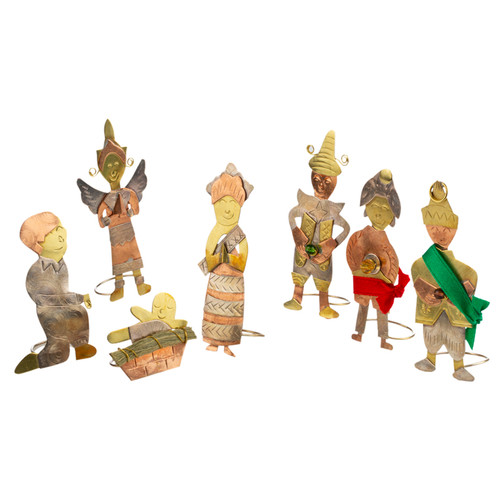 Nativities from Around the World - Thailand Collection