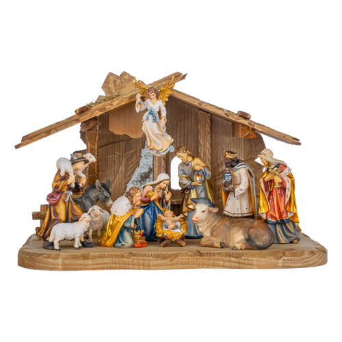 13 Piece PEMA Kostner Nativity Collection - Italy