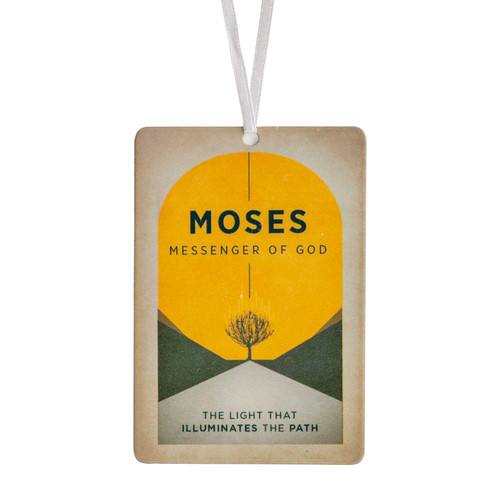 Moses Poster Ornament
