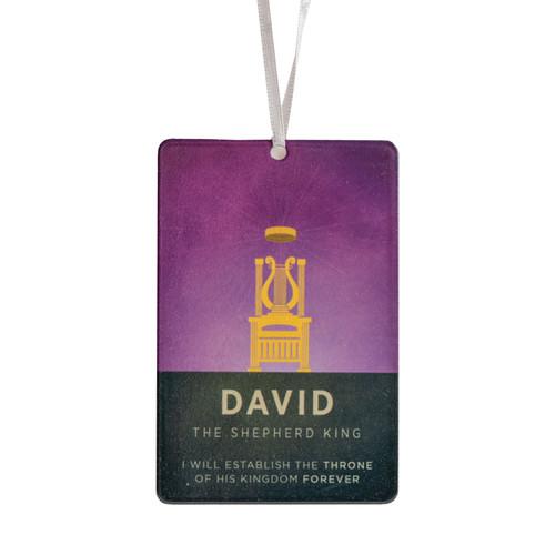 David Poster Ornament