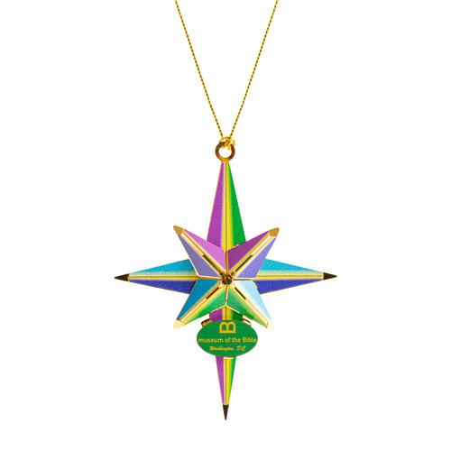 Star of Bethlehem Ornament MOB2020