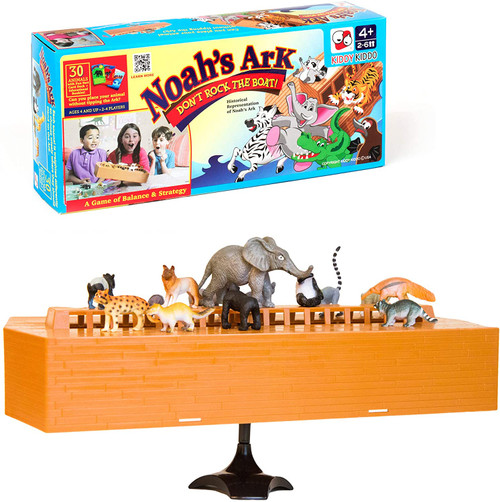 Noah's Ark Don't Rock the Boat 30 pcs