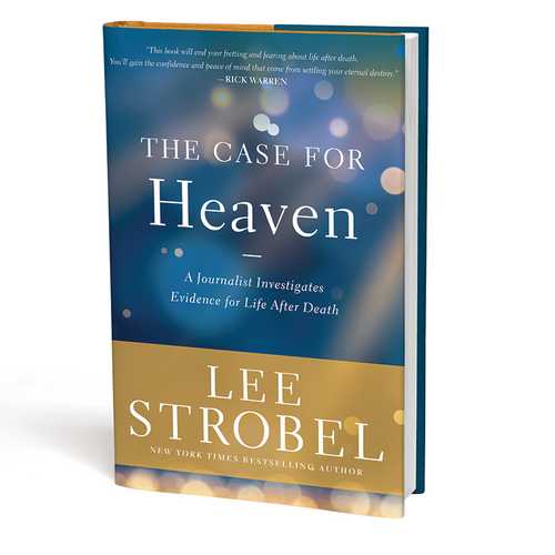 The Case for Heaven - A Journalist Investigates Evidence for Life After Death
