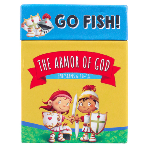 Go Fish! The Armor of God Card Game