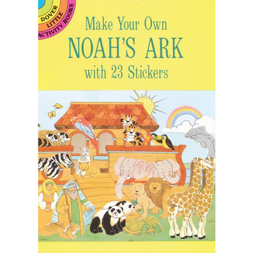 Make Your Own Noah's Ark With Stickers