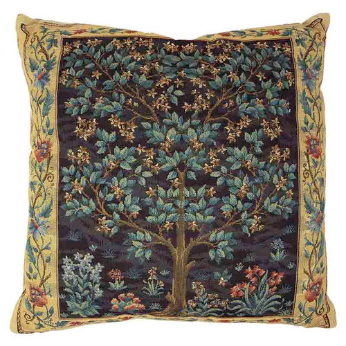 Tree of Life Cushion (dark)