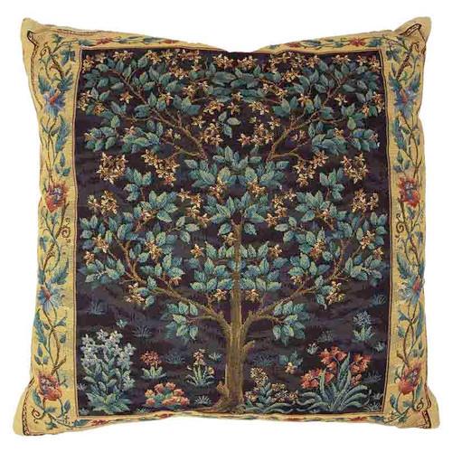 Tree of Life Cushion (dark)