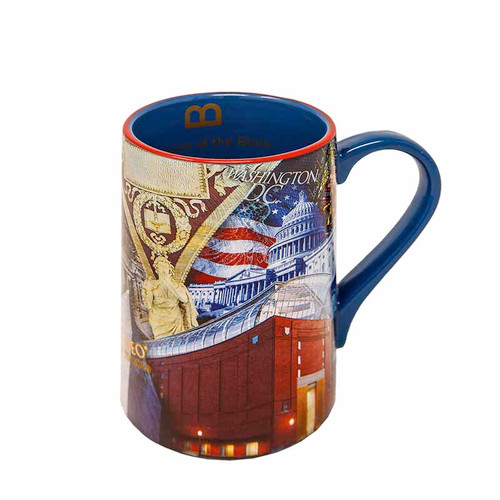 MOTB Washington DC Line Tall Mug