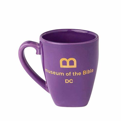 MOTB Purple Latte Mug
