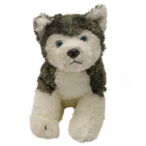 "MOTB 10"" Gray and White Wolf"