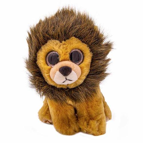 """MOTB 6"""" Beanie Lion"""