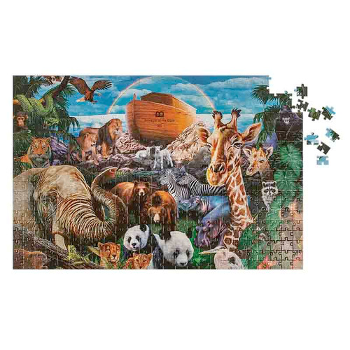 MOTB Noah's Ark Puzzle, 500 Pieces
