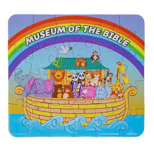 MOTB Noah's Ark Puzzle, 25 Pieces