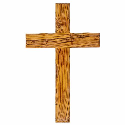Olive Wood Cross (20 cm)