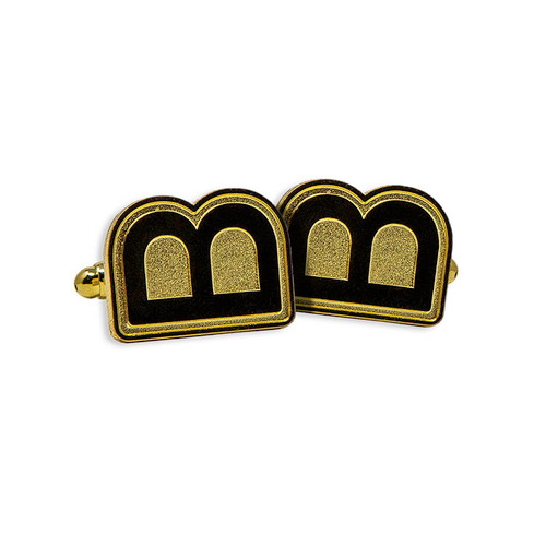Museum Logo Cuff Links