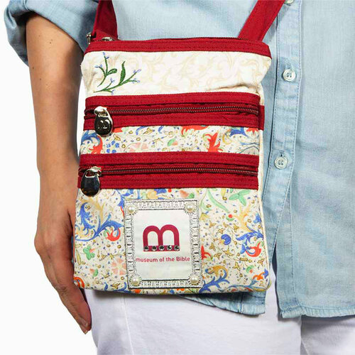 Exclusive Floral Cross Body Bag