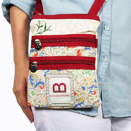 MOTB Exclusive Floral Cross Body Bag