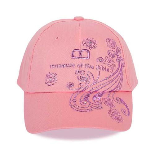 MOTB Pink Swirl Cap
